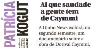 Revista da TV - Caymmi, Moreno Caymmi